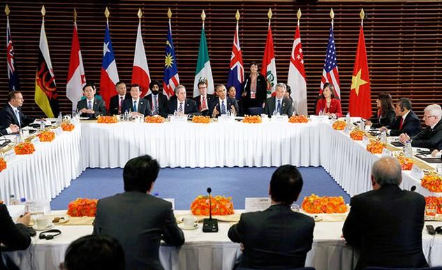 Cuộc họp Cấp cao của các nhà lãnh đạo Hiệp định TPP lần thứ 6. Ảnh Báo Công Thương