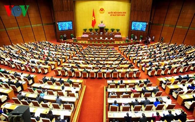 Kỳ họp thứ 9, Quốc hội khóa XIII