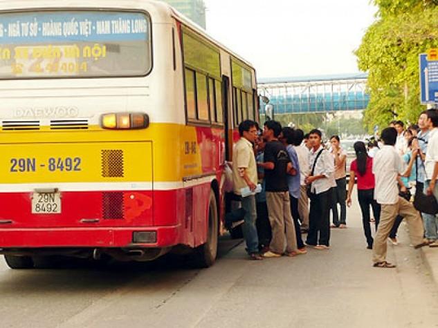 Thông tư khuyến khích các dự án phục vụ vận tải hành khách công cộng bằng xe bus
