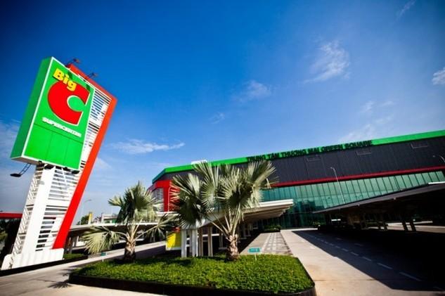 Nhiều đại gia bán lẻ đang tranh giành quyền mua lại BigC Thái Lan và Việt Nam