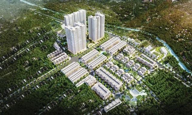 Mảng bất động sản đóng góp doanh thu lớn cho Vingroup trong quý IV/2015