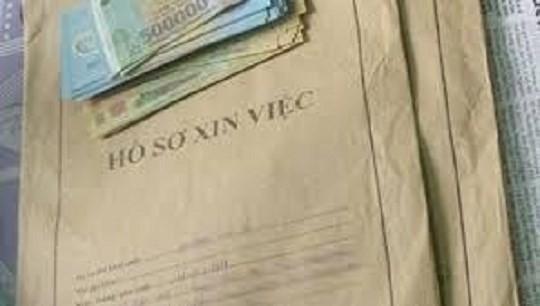 Do nợ nần, đối tượng nảy sinh ý định lừa đảo chiếm đoạt tiền của những người có nhu cầu xin việc. (Ảnh: Internet)