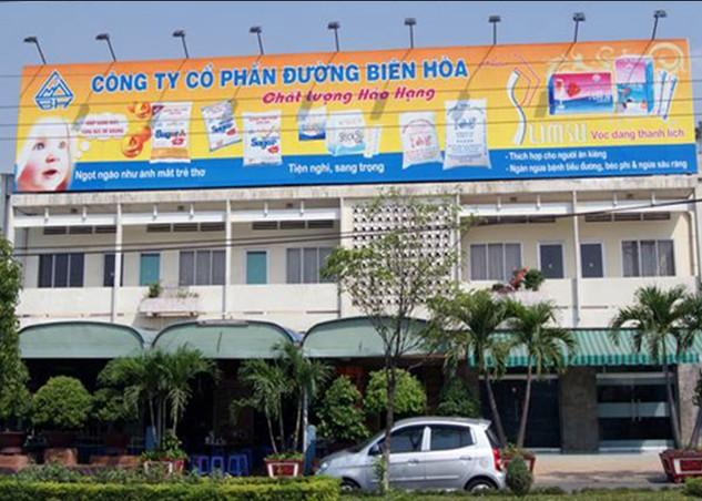 Nhận sáp nhập Đường Ninh Hòa, Đường Biên Hòa đạt tăng trưởng lợi nhuận 183% so với năm 2014