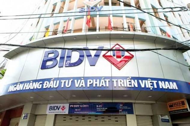 Trụ sở BIDV chi nhánh TP.HCM - 134 Nguyễn Công Trứ, Q.1, TP.HCM. Ảnh: Ngọc Diễm