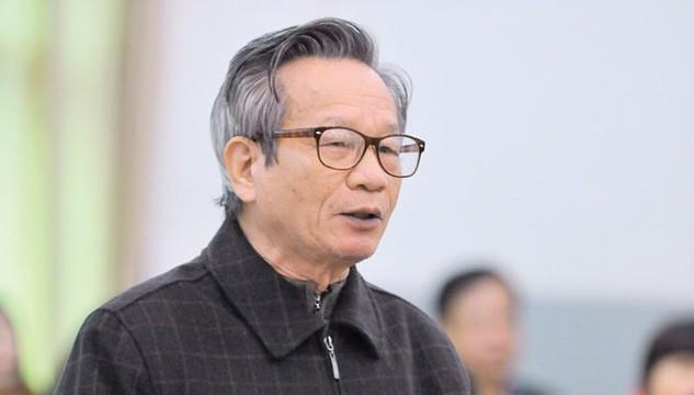 Ông Lê Truyền.