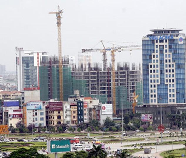 TP.HCM là điểm nóng thu hút vốn ngoại bất động sản