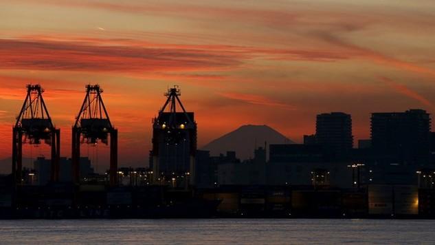 Xuất khẩu Nhật Bản giảm mạnh nhất kể từ 2009