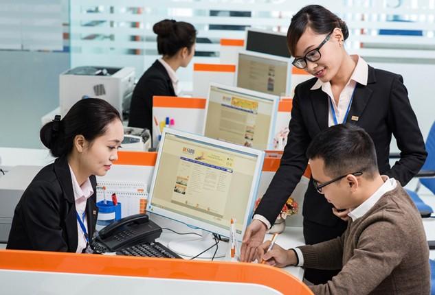 SHB đặt mục tiêu lợi nhuận trước thuế 9,15 triệu USD trong 5 năm tớitừ thị trường Lào. Ảnh: Tất Tiên