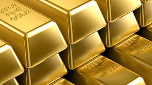 Giá vàng thế giới bất ngờ tăng vọt. (Ảnh minh họa: Internet)