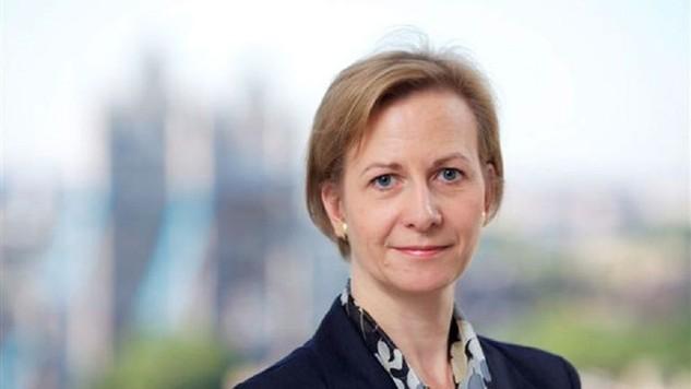 Chuyên gia Michala Marcussen của ngân hàng Societe Generale - Ảnh: Societe Generale