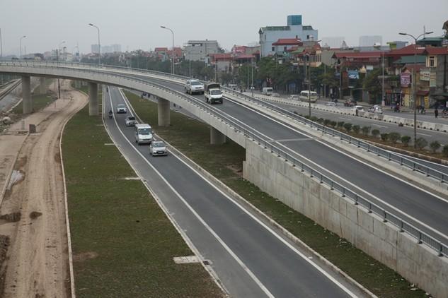 Vốn ODA được tập trung vào những lĩnh vực như giao thông vận tải, phát triển đô thị, môi trường... Ảnh: Lê Tiên