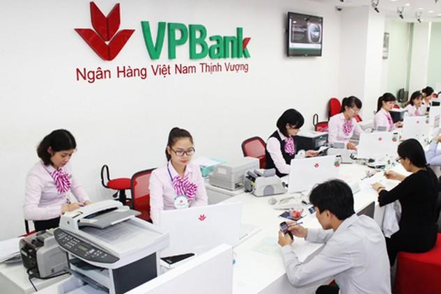 VPBank: LNTT năm 2015 đạt 3.096 tỷ đồng, tăng trưởng cho vay 49%