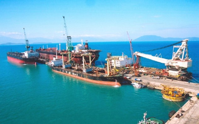 Dự án đầu tư xây dựng Bến cảng tổng hợp Bắc Vân Phong giai đoạn 1 góp phần thúc đẩy khu kinh tế Bắc Vân Phong. (Ảnh minh họa: KT)