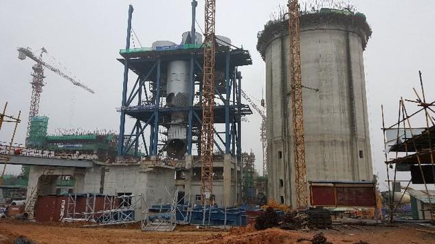 Với tiến độ xây dựng như hiện nay, Tập đoàn Vissai cho biết, giai đoạn 1 của Nhà máy Xi măng Sông Lam, CS 4 triệu tấn sẽ được đưa vào vận hành vào tháng 10/2016.