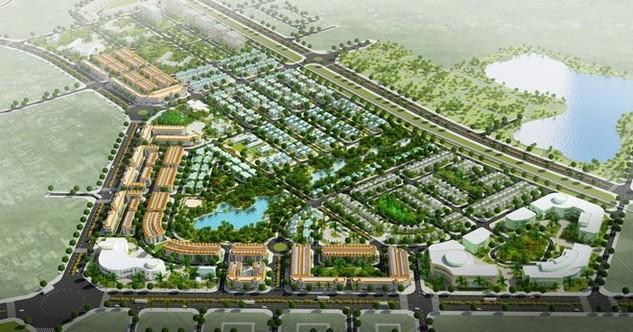 Dự án nhà ở sinh thái Xuân Phương của HUT