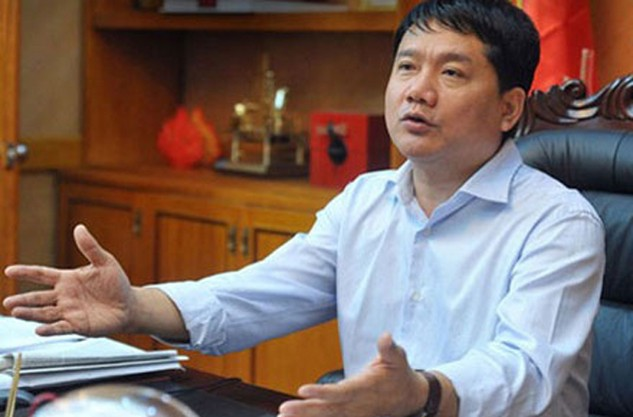 Bí thư Thành ủy TPHCM Đinh La Thăng. Ảnh: T.L