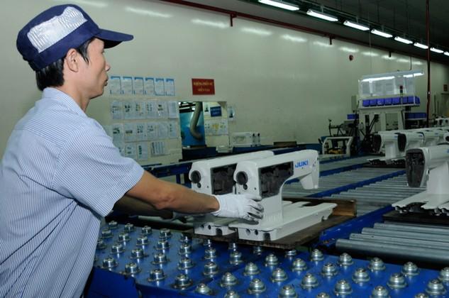 Các KCX, KCN tại TP.HCM đã thu hút được 80 triệu USD vốn đầu tư trong 2 tháng đầu năm. Ảnh: Tất Tiên