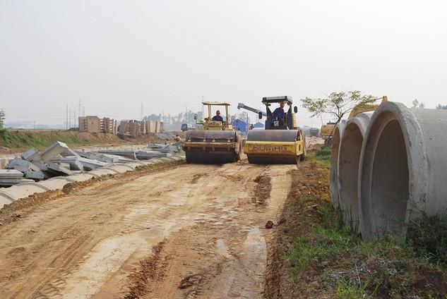 Gói thầu xây lắp không quá 05 tỷ đồng chỉ dành cho nhà thầu là doanh nghiệp cấp nhỏ và siêu nhỏ. Ảnh: Tường Lâm