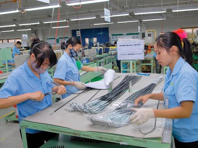 FDI hai tháng tăng mạnh, đạt 2,8 tỷ USD