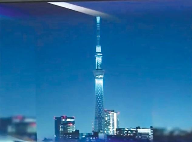 Theo đề xuất của VTV, tháp truyền hình cao 636 m