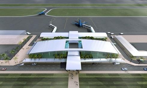 Hiện Sungroup là một trong số những nhà đầu tư đệ đơn sớm nhất xin tham gia đầu tư Dự án cảng hàng không Lào Cai theo hình thức xã hội hóa.