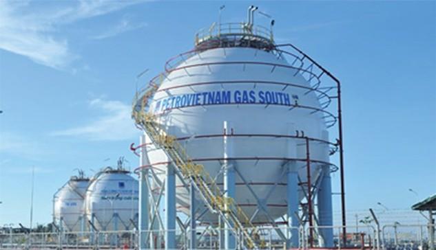 Công ty PV Gas South xây dựng trạm chiết LPG tại tỉnh Cà Mau