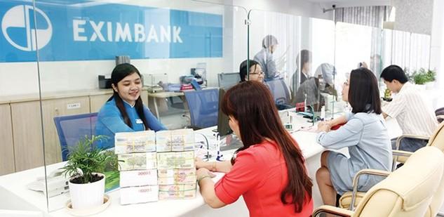 Eximbank đã tăng lãi suất huy động lên tối đa 8%/năm