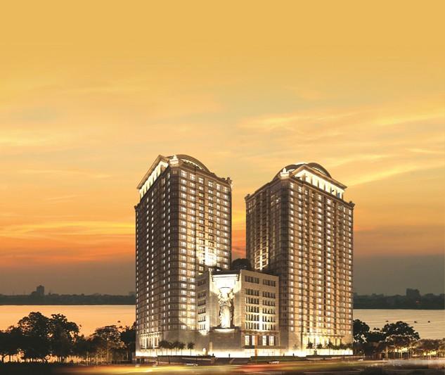 Tân Hoàng Minh giới thiệu dự án D'. Le Roi Soleil ra thị trường Singapore