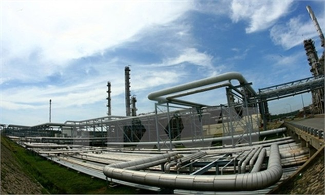 Nhà máy lọc dầu Dung Quất