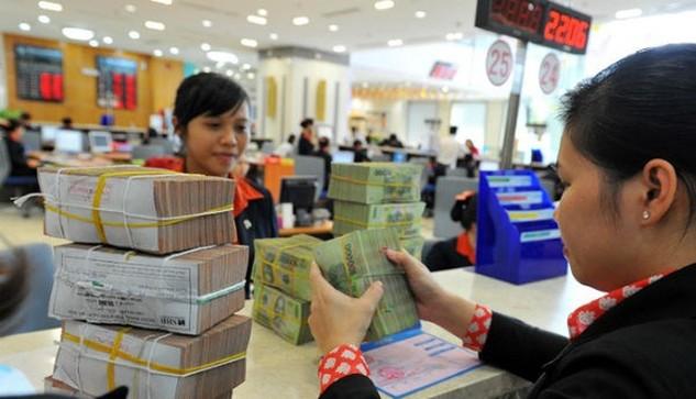 Nhiều ngân hàng tăng mức lãi tiền gửi được đẩy lên 8% đối với kỳ hạn gửi dài