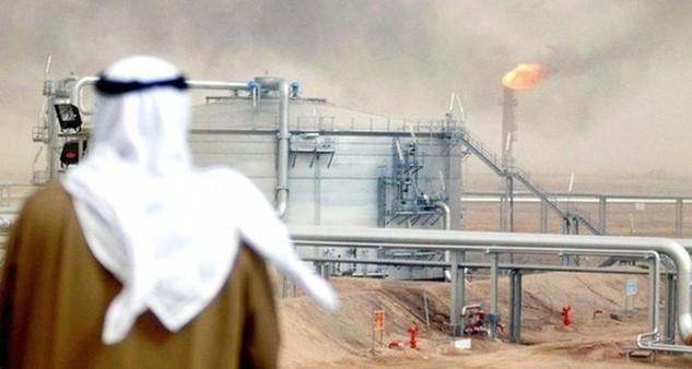 Ả rập Xê-út bị nhấn chìm bởi dầu mỏ
