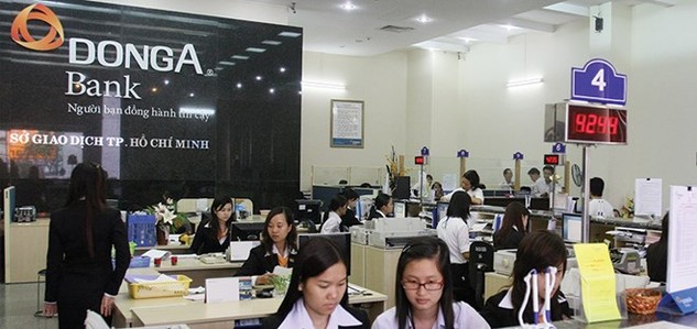 Nhân sự cấp cao của DongA Bank đã biến động mạnh trong năm 2015