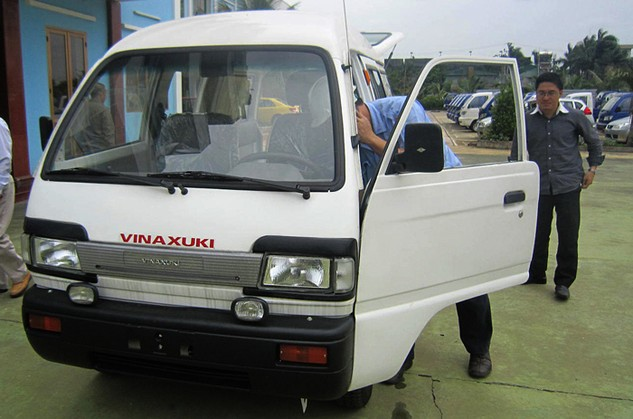 Bộ Tài chính cho rằng, Vinaxuki đã được hỗ trợ từ chính sách thuế nhập khẩu. Ảnh: NC