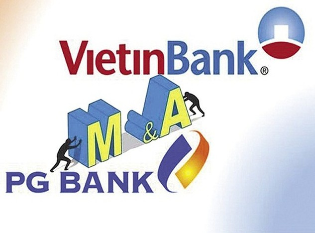 Quý II/2016 mới hoàn thành sáp nhập PGBank vào Vietinbank