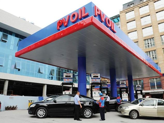 Năm 2015, PV Oil có sản lượng tiêu thụ xăng dầu toàn hệ thống đạt khoảng 3,2 triệu m3. Ảnh: T.H