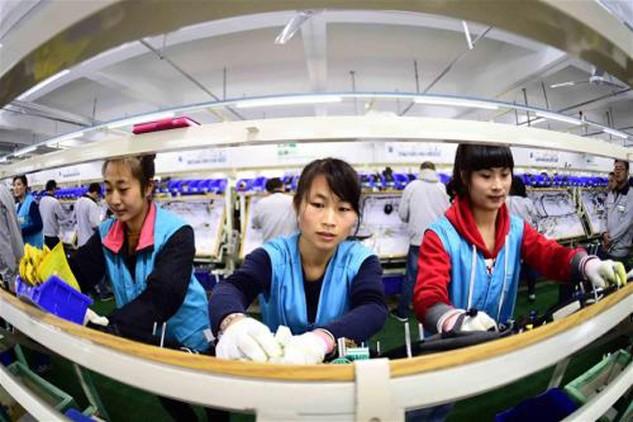 Giới chuyên gia lạc quan về triển vọng kinh tế Trung Quốc. Ảnh: THX