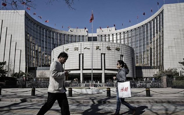 Ngân hàng Trung ương Trung Quốc (PBOC) tiếp tục khai thác kho dự trữ ngoại tệ để hỗ trợ đồng nhân dân tệ