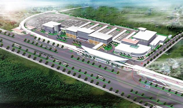 4.000 tỷ đồng xây mới Bến xe Miền Đông