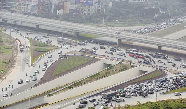 Hàng loạt tuyến đường được Hà Nội lên kế hoạch triển khai. Ảnh: Dũng Minh