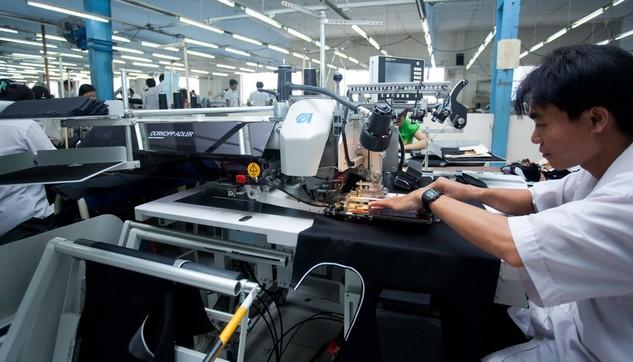 Tổng công ty May Nhà Bè sẽ lo đầu ra cho Nhà máy May Vinatex An Biên.
