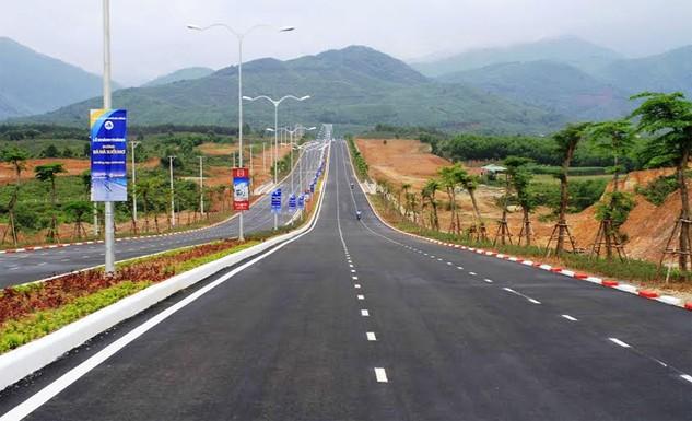 Đường Hoàng Văn Thái nối dài đi Bà Nà - Suối Mơ do Sun Gruop thực hiện.