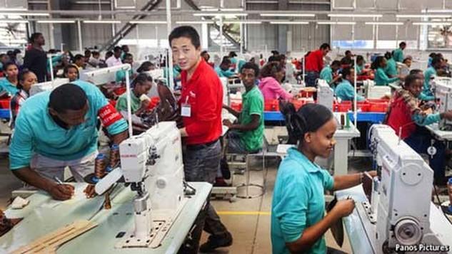 Doanh nghiệp Trung Quốc đang bị siết chặt dòng vốn.