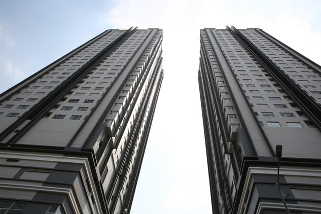 Thị trường bất động sản năm 2016 đang đi đúng lộ trình với chu kỳ tăng mạnh. Ảnh: LTT