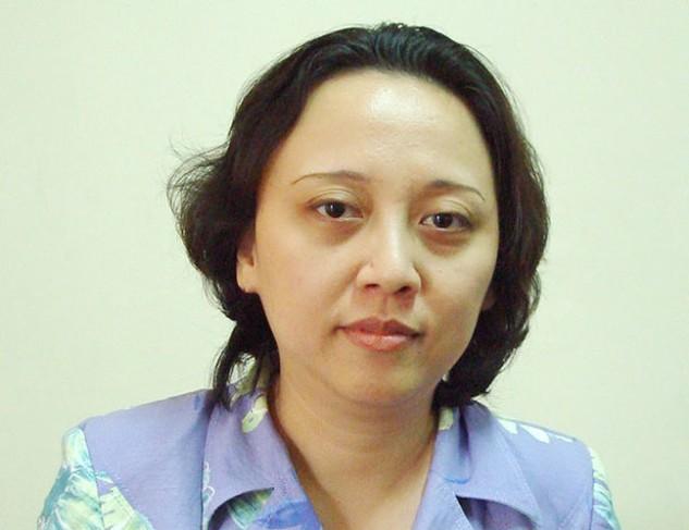 Bà Phạm Khánh Phong Lan - phó giám đốc Sở Y tế TP.HCM - Ảnh: L.TH.H.