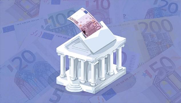 Lúc này, ECB đã hoàn tất chuyện hạ lãi suất để kích thích kinh tế châu Âu - Ảnh: Shutterstock