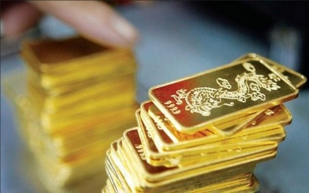 Sau một đêm, giá vàng SJC bật tăng 300 nghìn đồng/lượng