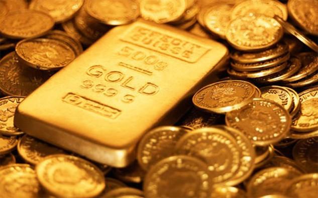 Tháng 3 này đang trên đà trở thành tháng tăng giá thứ ba liên tiếp của vàng.