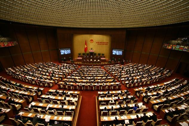 Chất lượng người ứng cử là nhân tố quyết định cơ cấu, số lượng, thành phần đại biểu Quốc hội, đại biểu HĐND các cấp. Ảnh: LTT
