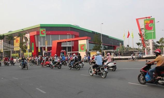 Aeon tiến gần thỏa thuận mua Big C Việt Nam