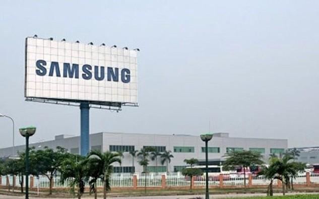 Tổ hợp Samsung 2 tỷ USD sắp đi vào hoạt động